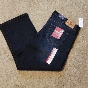 Izod Comfort Stretch Mens Jeans